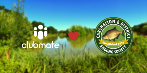 Carshalton & District Angling Society chooses Clubmate
